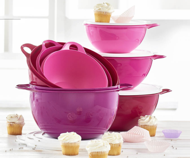 Pampered Chef & Tupperware Party!