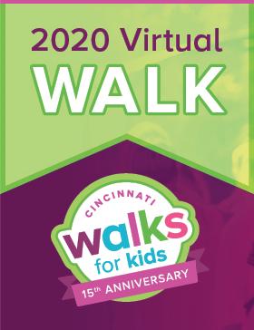 Cincinnati Children's 15th Annual Walk