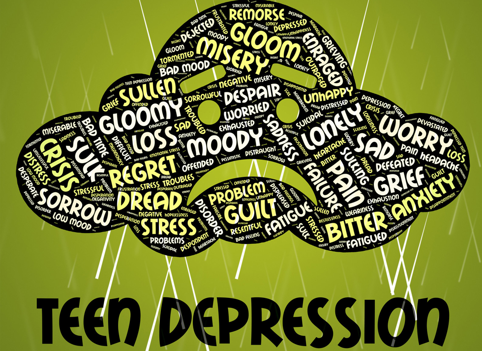 Dealing With Depression In Adolescents