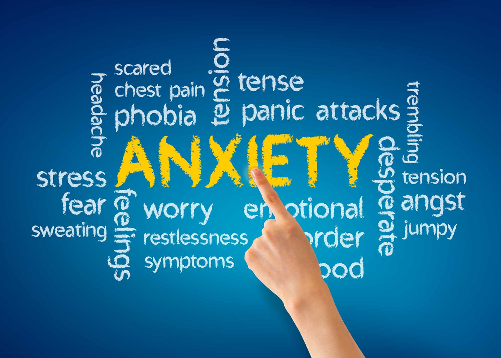 Managing Anxiety In Early Childhood
