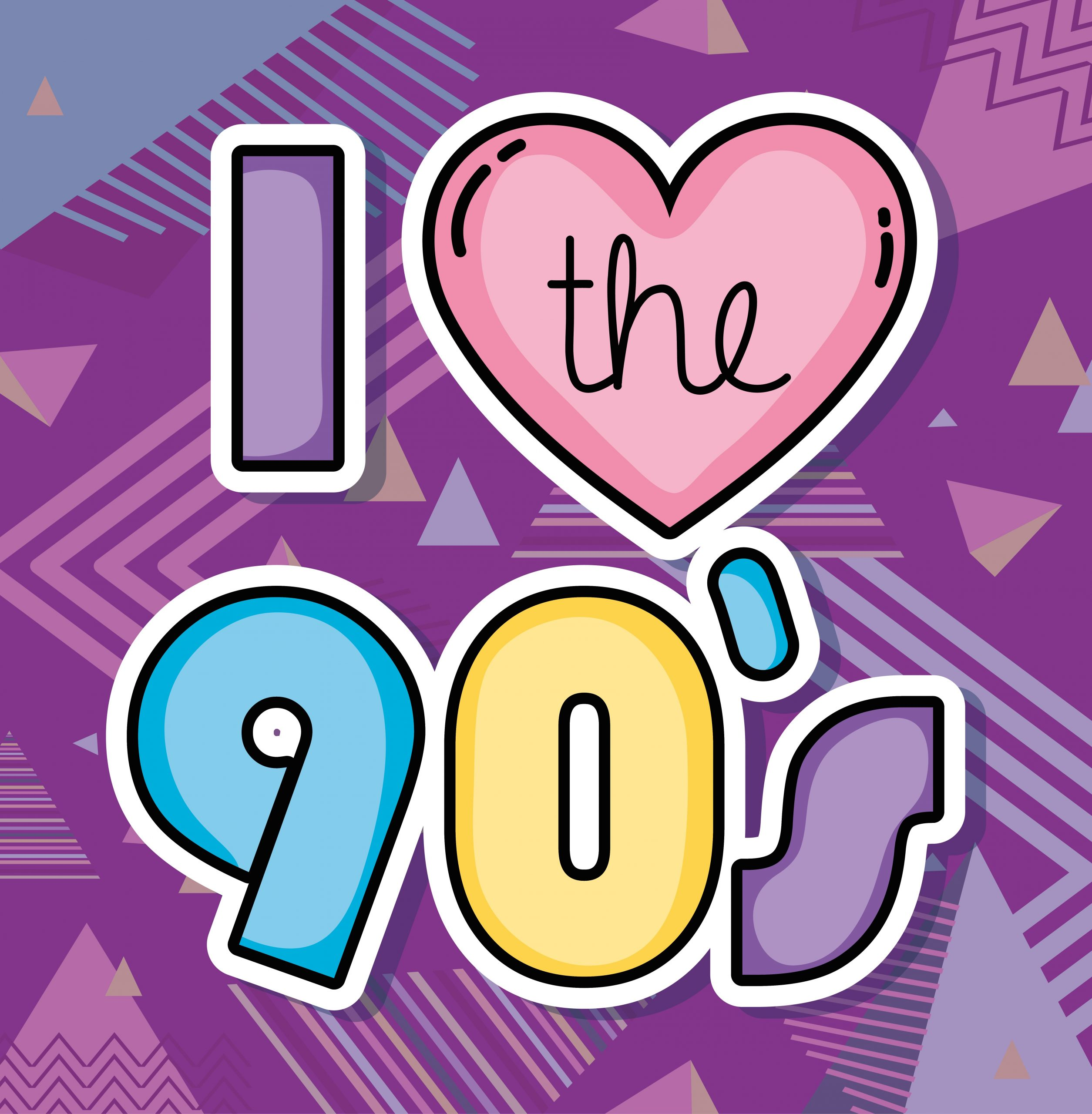A Look Back, The 90's